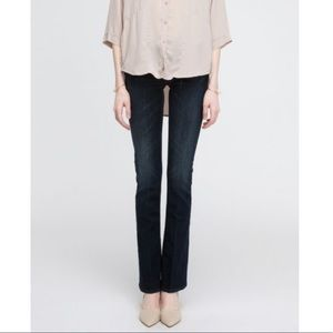 Mother the Runway jeans in jaded